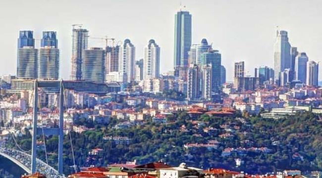 İstanbul'da Emlak Fiyatları Arttı