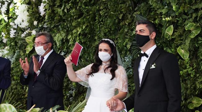 Kartal Belediye Başkanı Evlendi
