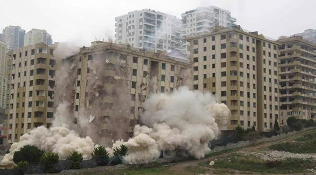 """Deprem Dönüşüm'ün Merkezi İstanbul'dur"""