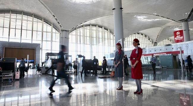 Havalimanın'da Bu Hİzmetler 65 Yaş Üstüne Ücretsiz