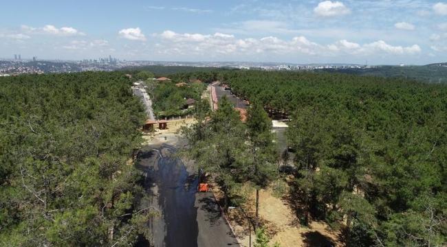 İstanbul'un En Büyük Piknik Alanı Açıldı
