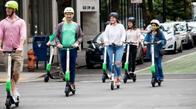 Scooterlar İle İlgili Düzenleme Yolda