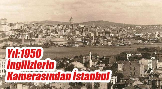 1950'lilerde İstanbul