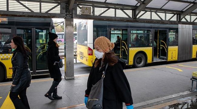 Toplu Ulaşım Kullanım Oranında Büyük Artış