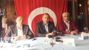 Cemil Ekşi Sahalara Döndü