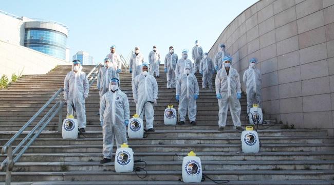 Koronavirüs ile Mücadelede Kartal Belediyesi Farkı