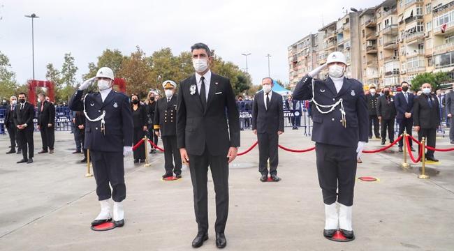 Kartal'da 10 Kasım Anma Töreni Gerçekleştirildi