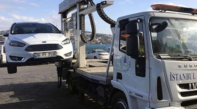 İstanbul'da araç çekme ücretine zam