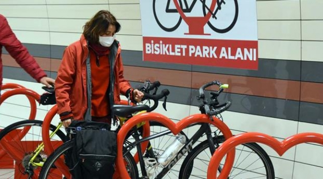 İstanbul'a Bisiklet Parkları