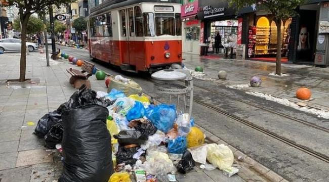 Kadıköy'e Yakışmayan Görüntüler
