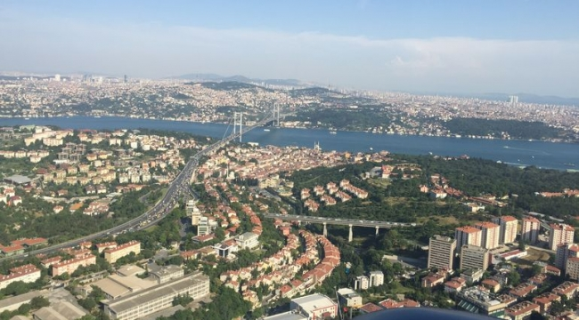 İstanbul'da 252 bin 353 adetlik konut stoku var