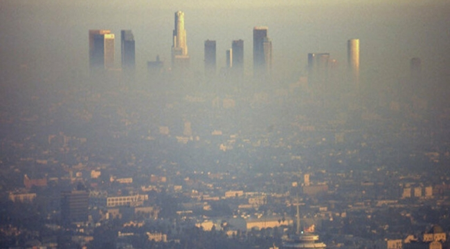 İstanbul'da Hava Kirliliğinde Son durum