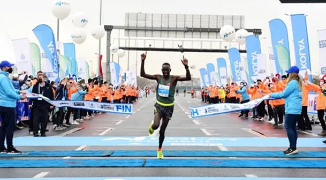 İstanbul Yarı Maratonun'da Rekor Kırıldı
