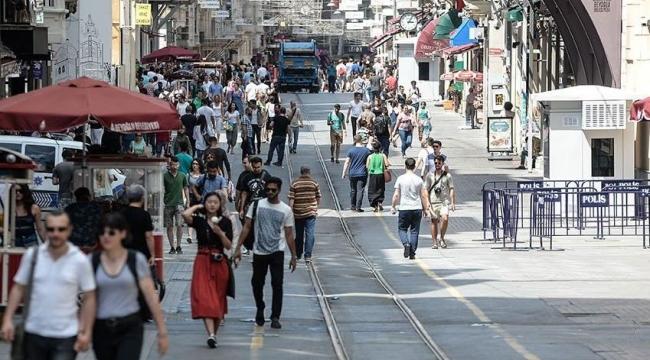 Şubat Ayında İstanbul'a Gelen Turist Sayısı