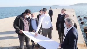 Üç Büyük Projenin Açılışı İçin Kartal'da Geri Sayım Başladı