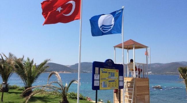 İstanbul'da sadece 2 plaj mavi bayrak alabildi