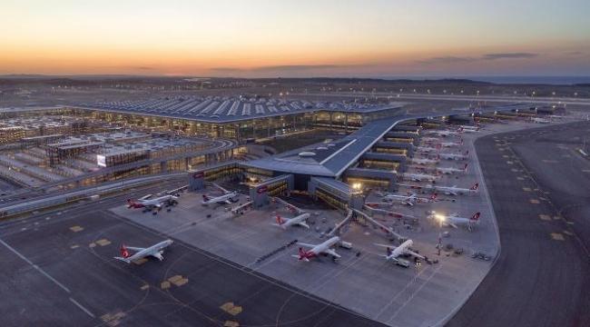 İstanbul Havalimanı Zirvede