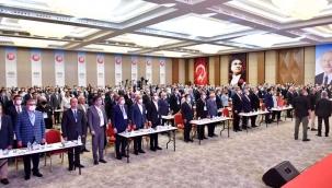 CHP'Li Başkanlar Çalıştayı Yapıldı