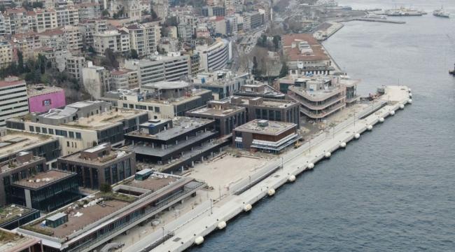Galataport ve Tersane İstanbul'da Beyoğlu'nda oturanlar çalışacak