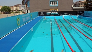 Maltepe'de Yüzme Bilmeyen Kalmayacak