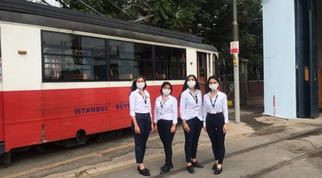 Kadıköy'ün Kadın Makinistleri