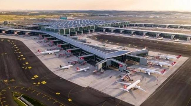 İstanbul Havalimanı'nda Müze