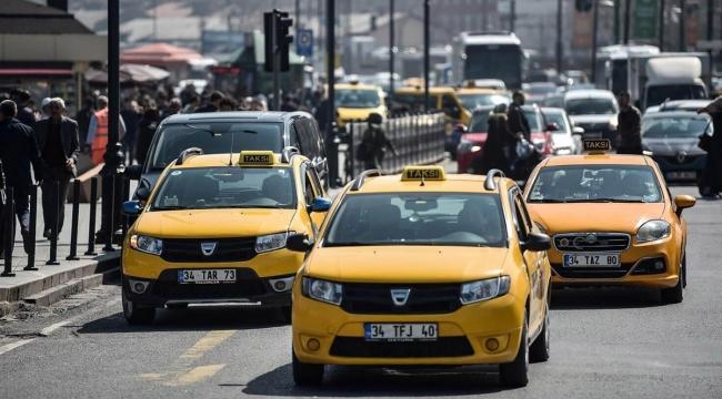 İstanbul Taksiciler Esnaf Odası Başkanı: Zam yapılırsa taksi bulamama sorunu çözülür