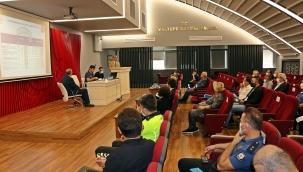 Maltepe'de Güvenlik Asayiş Koordinasyon Toplantısı Yapıldı
