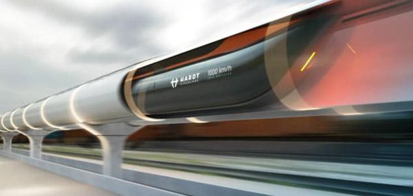 Avrupada Kapsül Trenler Geliyor