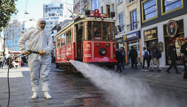 İstanbul'da corona virüsten kaç kişi öldü, vaka sayısı kaç?