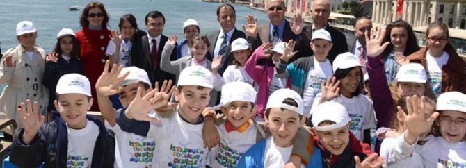 """""""İstanbul'un Çocukları"""" Araştırması Tamamlandı"""