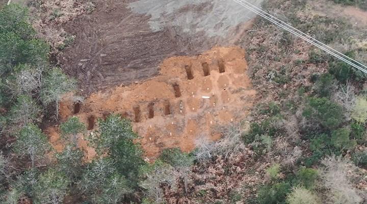 Korona Virüs İçin Mezar Yerleri Belirlendi