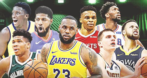 NBA Geri Geliyor